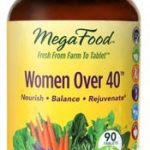 MegaFood Women's Health – Women Over 40 – 90 Tablets
