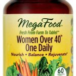 MegaFood Women's Health – Women Over 40 One Daily – 30 Tablets