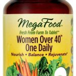 MegaFood Women's Health – Women Over 40 One Daily – 60 Tablets