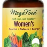 MegaFood Women's Health – Women Over 40 One Daily – 90 Tablets