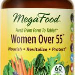 MegaFood Women's Health – Women Over 55 – 60 Tablets