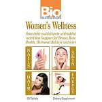 Bio Nutrition Women's Health – Women Wellness – 60 Tablets