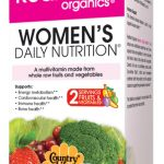 Country Life Women's Health – Realfood Organics – Women's Daily