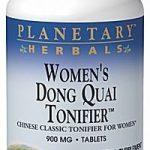 Planetary Herbals Herbals/Herbal Extracts – Women's Dong Quai Tonifer