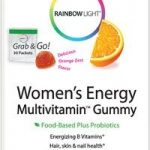 Rainbow Light Women's Health – Women's Energy Multivitamin Gummy