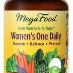 MegaFood Women's Health – Women's One Daily – 60 Tablets