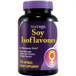 Natrol Women's Health – Women's Soy Isoflavone 50 mg – 120 Capsules