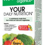 Country Life Multivitamins – Realfood Organics – Your Daily 1