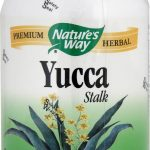 Nature's Way Cardiovascular Support – Yucca Stalk 520 mg – 100