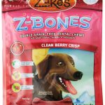 z-bones-multi-count-clean-berry-crisp-mini-bones-for-dogs-10-25-lbs-18-count-by-zukes