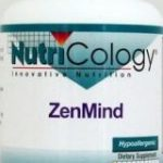 NutriCology Nervous System Support – ZenMind – 60 Vegetarian Capsules