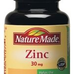 Nature Made Immune Support – Zinc 30 mg – 100 Tablets