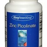 Allergy Research Group Immune Support – Zinc Picolinate – 60