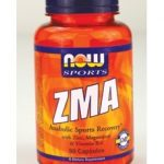 NOW Physical Fitness – NOW Sports – ZMA Sports Recovery – 90